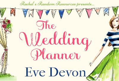 "BOOK FEATURE: ""The Wedding Planner"" by Eve Devon"