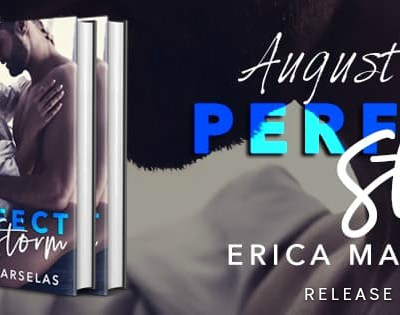 "RELEASE BLITZ: ""Perfect Storm"" by Erica Marselas"