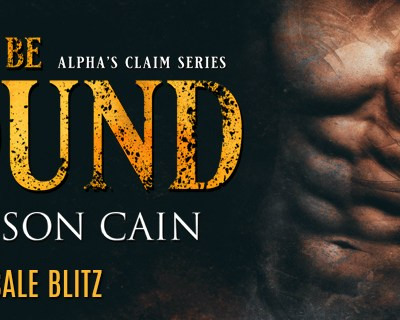 """SALE BLITZ: """"Born to be Bound"""" by Addison Cain"""