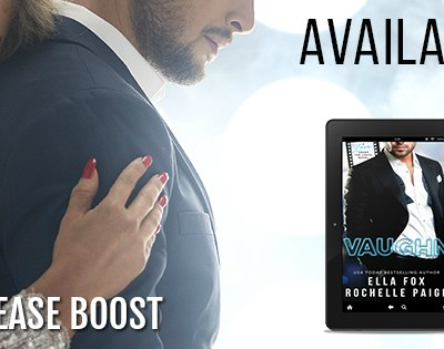 "RELEASE BOOST: ""Vaughn"" by Ella Fox & Rochelle Paige"