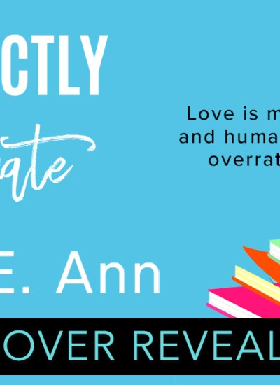 "COVER REVEAL: ""Perfectly Adequate"" by Jewel E. Ann"