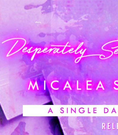 "RELEASE BLITZ: ""Desperately Seeking Landlord"" by Micalea Smeltzer"