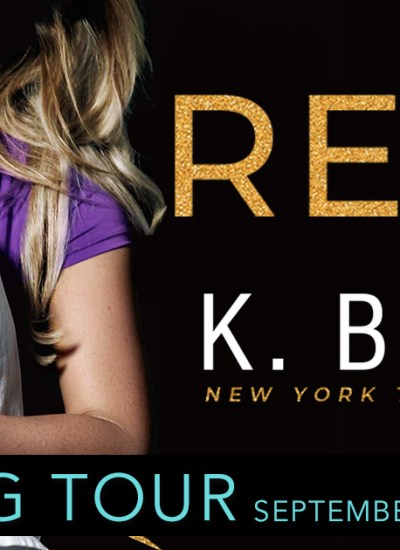 "BOOK FEATURE: ""Reveal"" by K. Bromberg"