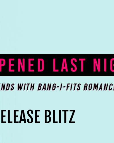 "RELEASE BLITZ: ""The Bangover"" by Lili Valente"