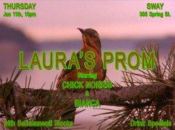 LaurasProm2015