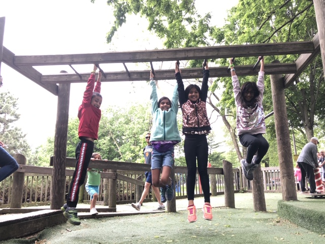 Kids at Oz Park