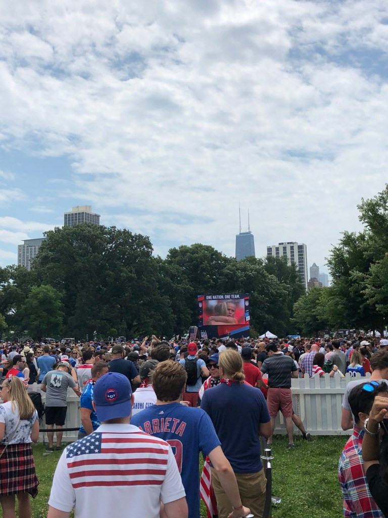 World Cup Viewing Party