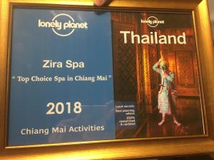 LONELY PLANET ZIRA SPA