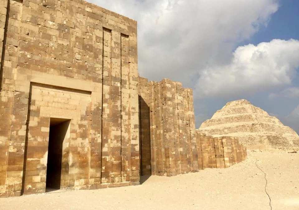 Dia 4: El Cairo, Museo Egipcio, Saqqara y Dahshur