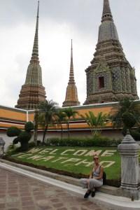 Piojitus en Wat Pho - Bangkok