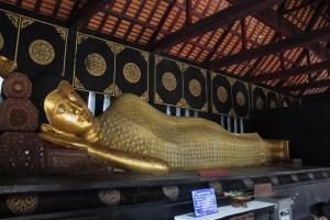 Buda reclinado chiang mai
