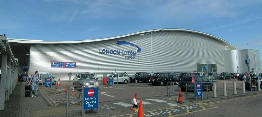 Como ir del aeropuerto de Luton a Londres