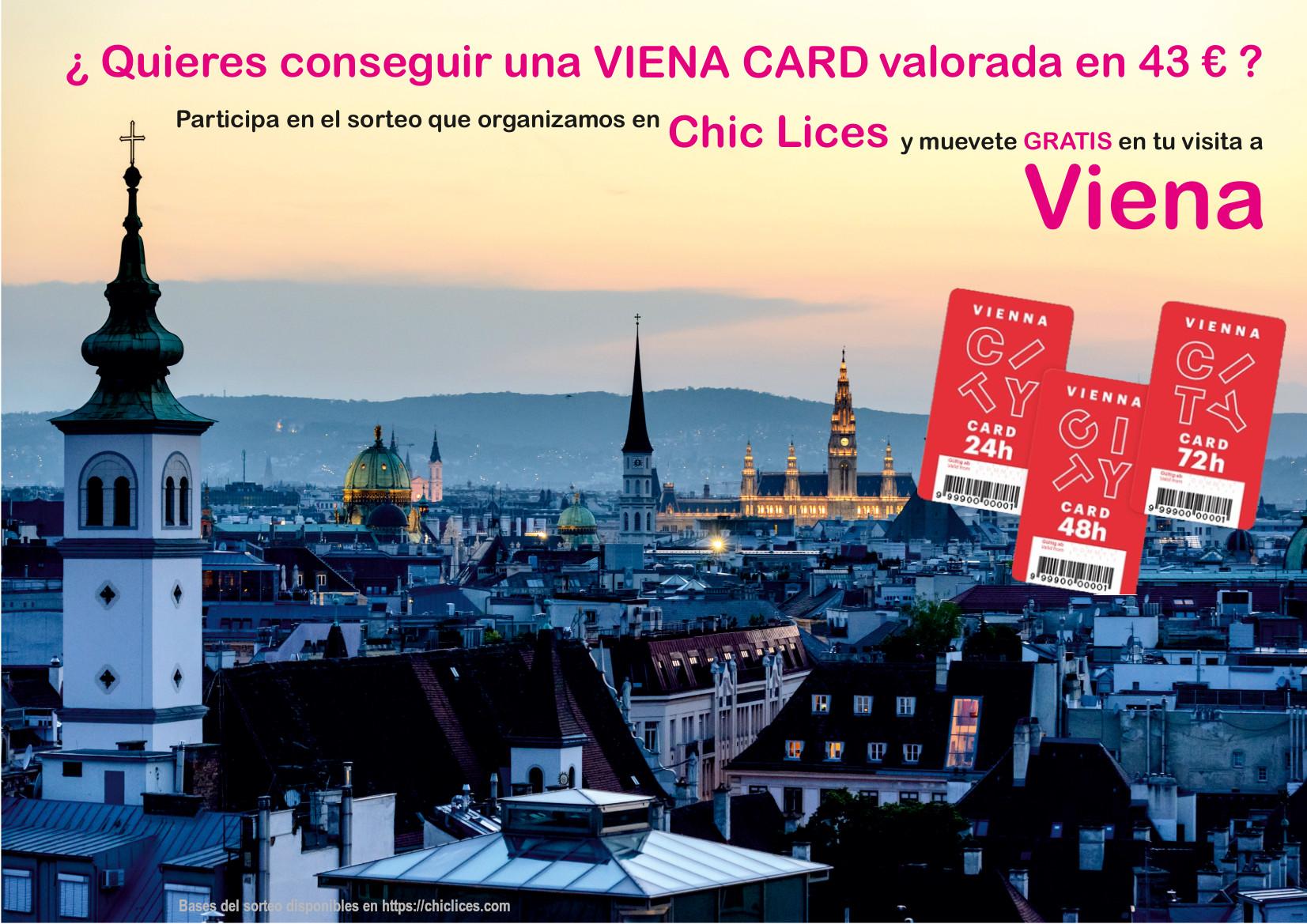 Concurso Vienna City Card