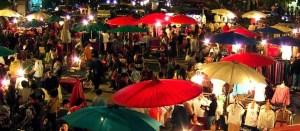 Mercado Nocturno - Chiang mai