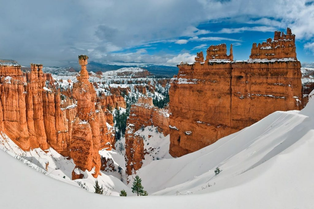 BRYCE CAYON NATIONAL PARK NEVADO