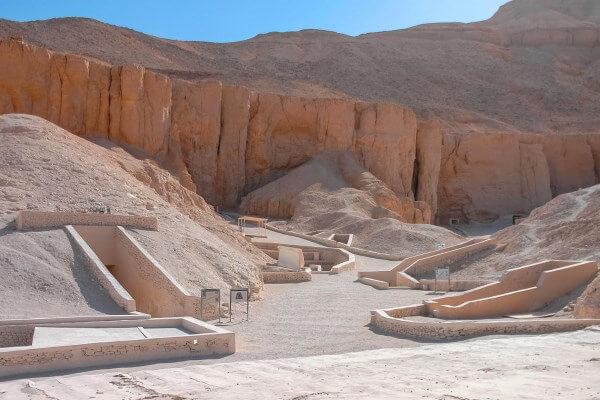 VALLE DE LOS REYES DE EGIPTO