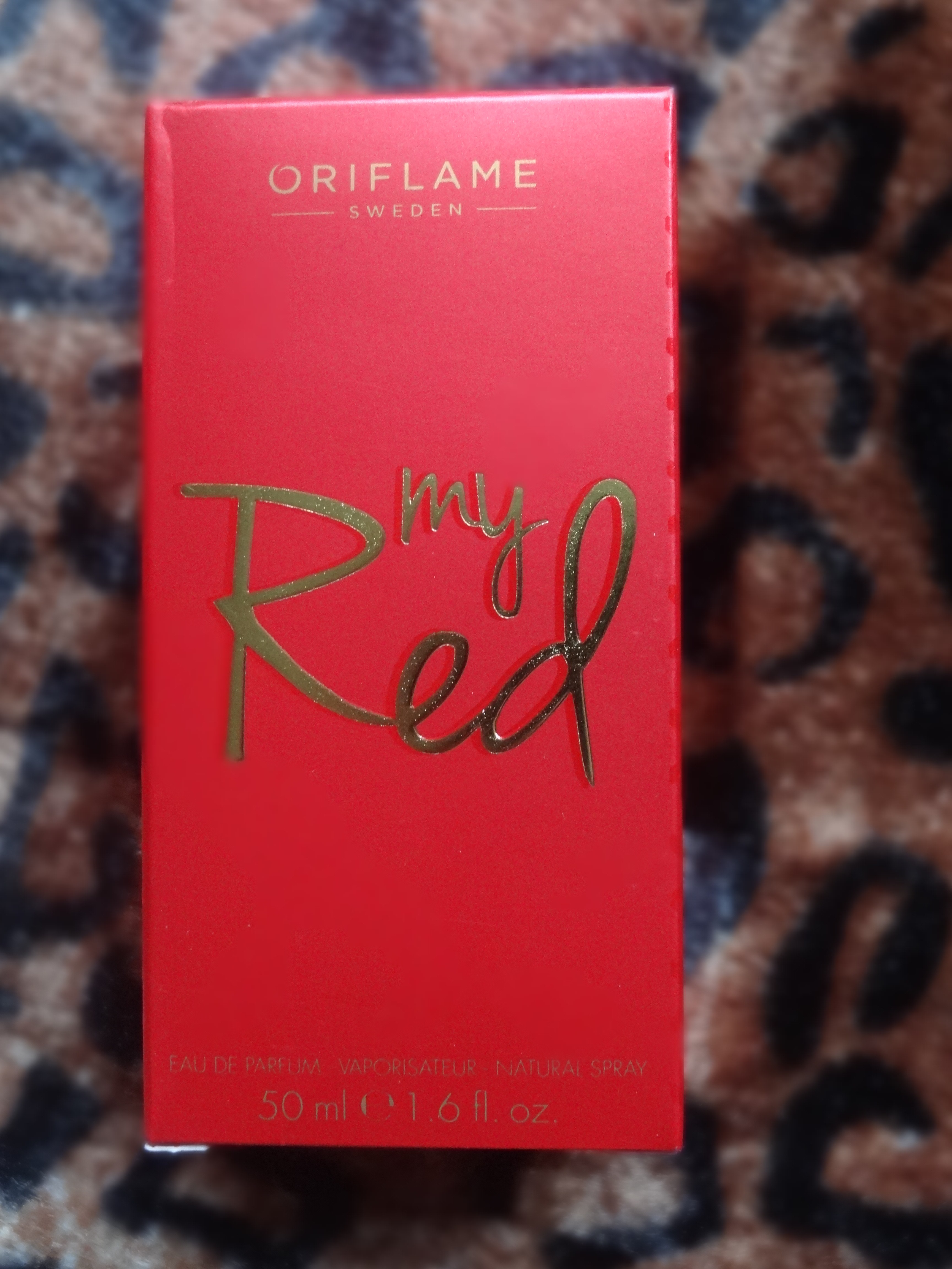 """My Red"""" by Oriflame – ChicLifeByte"""