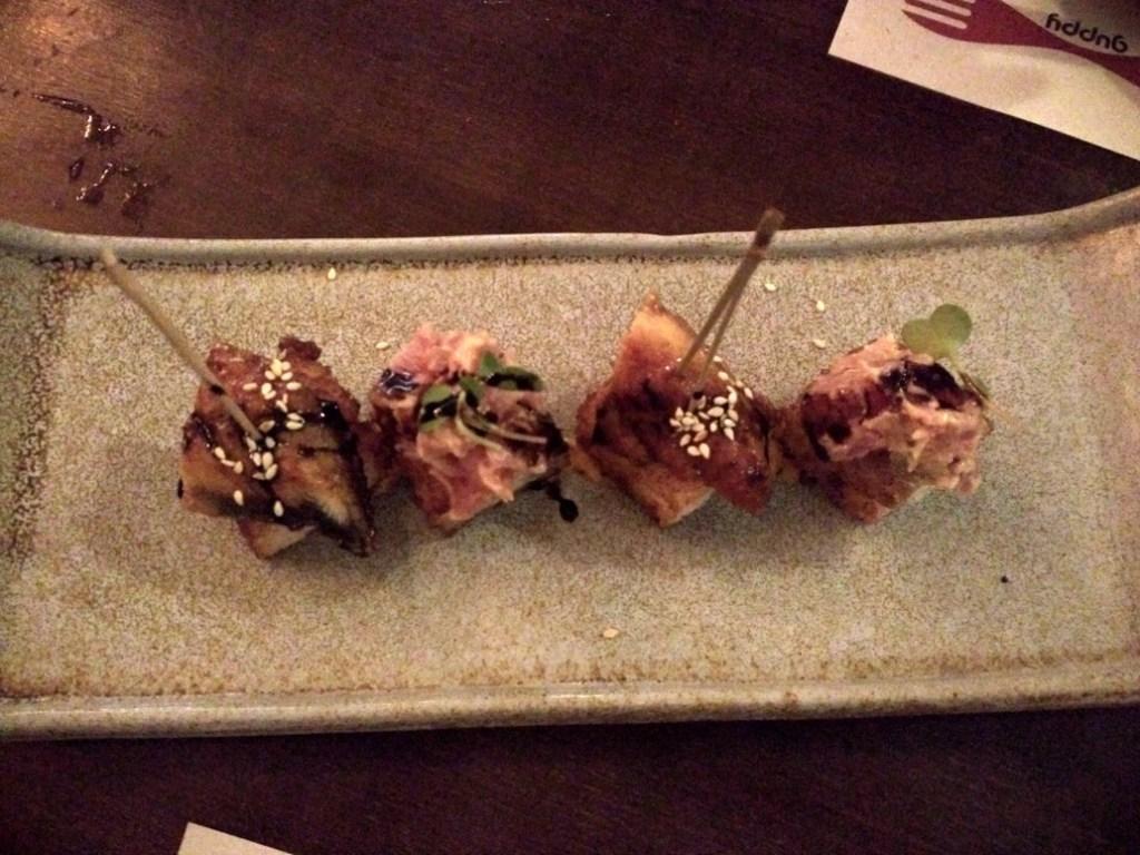 Sushi Rice Crisp