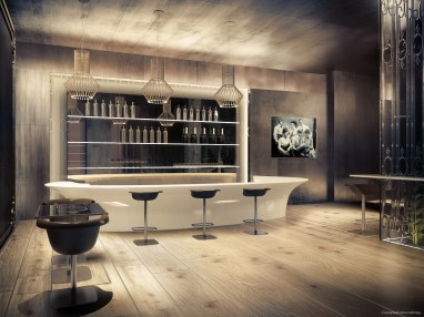 Brickell Flat Iron amenities