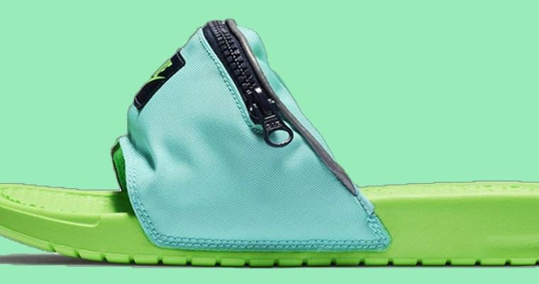 Si le gustó las 'Ugly shoes', le encantarán las nuevas clanchas de Nike
