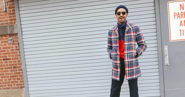 El mejor street style de la semana: A cuadros por las calles de NY