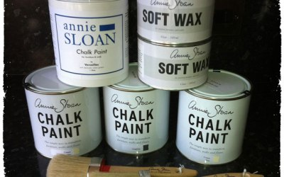 Annie Sloan Chalk Paint: The Definitive Guide To Chalky Nirvana!
