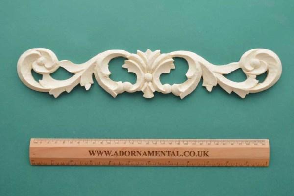 Acanthus Plume Centrepiece Moulding