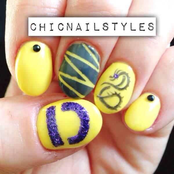 Imagine Dragons Nails