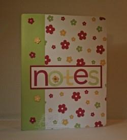 Cute Pie Notebook