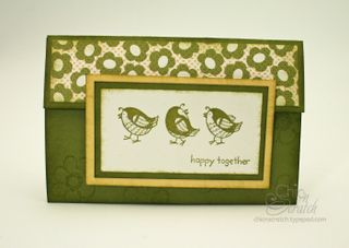 Happy Togeher Envelope Card