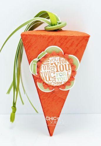 Petal Cone Carrot