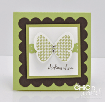 Pear Pizzazz Post it Notes
