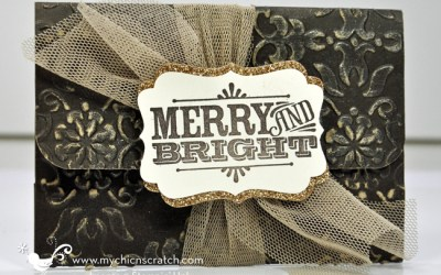 Stampin' Up! 12 Days of Christmas #7 2012