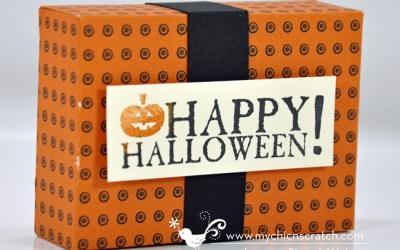 12 Weeks of Halloween 2013 Week 4