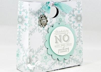 Christmas Tagables Gift Bag