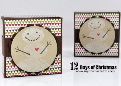 12 Days of Christmas 2013 Day 9