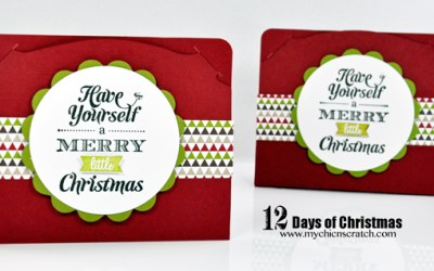 12 Days of Christmas 2013 Day 11