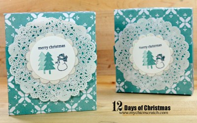 12 Days of Christmas 2014 Day 1