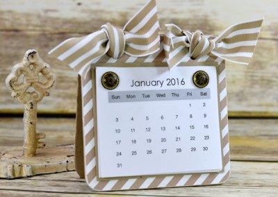 2016 Coaster Calendar