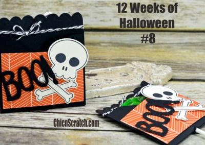 12 Weeks of Halloween 2015 Week 8