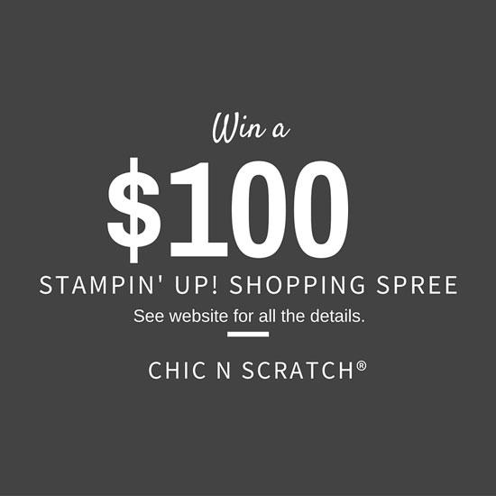 $100-Stampin-Up