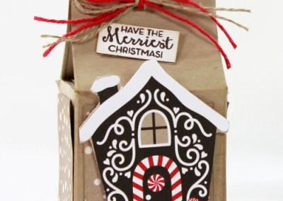 Mini Christmas Bakers Box