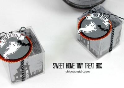 Sweet Home Tiny Treat Box