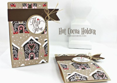 Hot Cocoa Holder