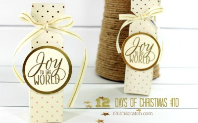 12 Days of Christmas 2016 Day 10