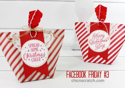 Facebook Friday Project and Video
