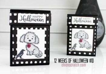 12 Weeks of Halloween 2017 Week 10
