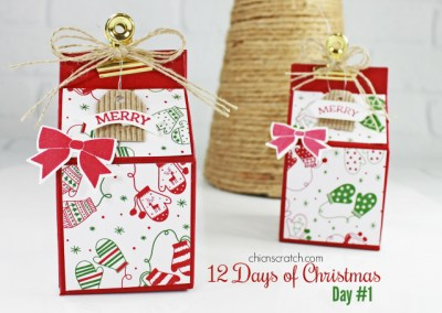 12 Days of Christmas 2017 Day 1