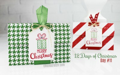 12 Days of Christmas 2017 Day 11