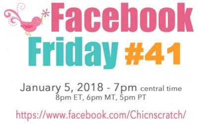Facebook Live #41